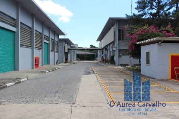 Galpão para Locação em São Bernardo do Campo / SP no bairro Jordanópolis
